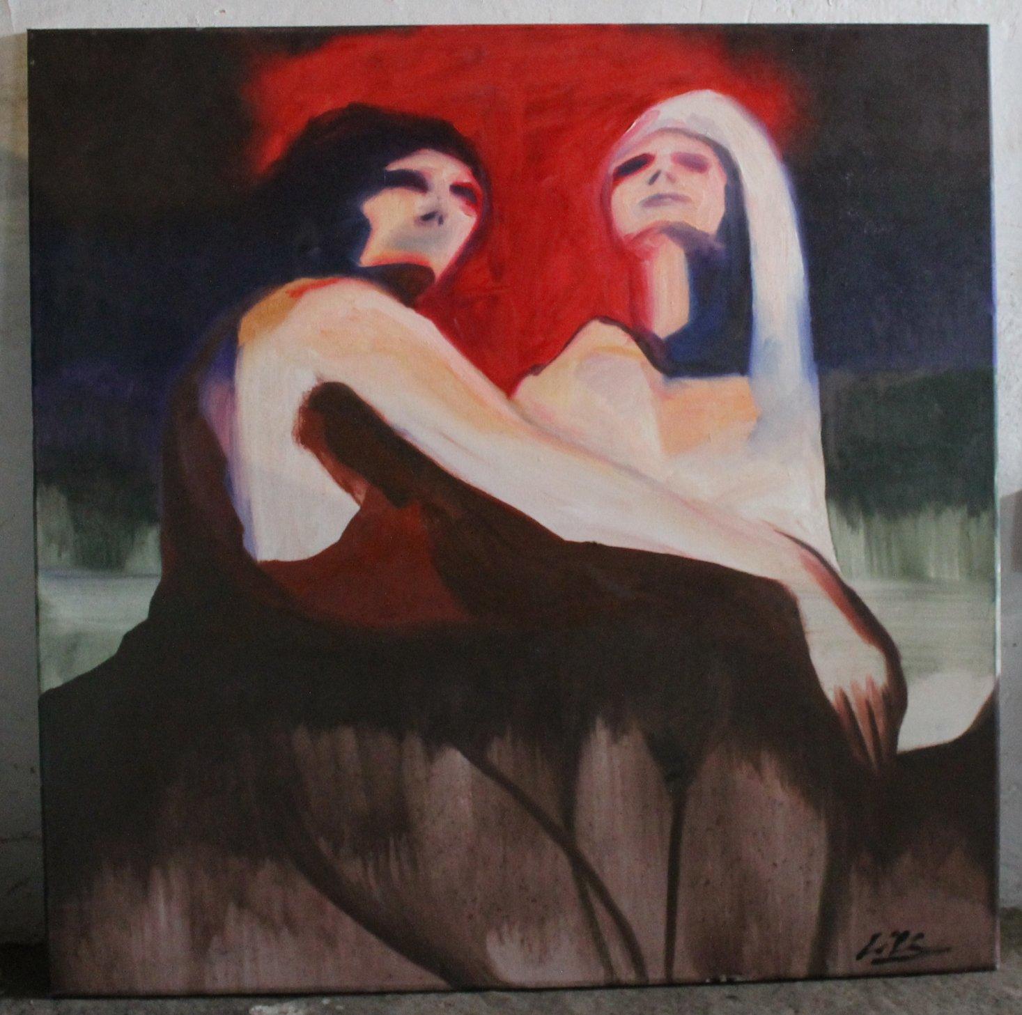Loa Amantes (2016) - Cristina Persiani