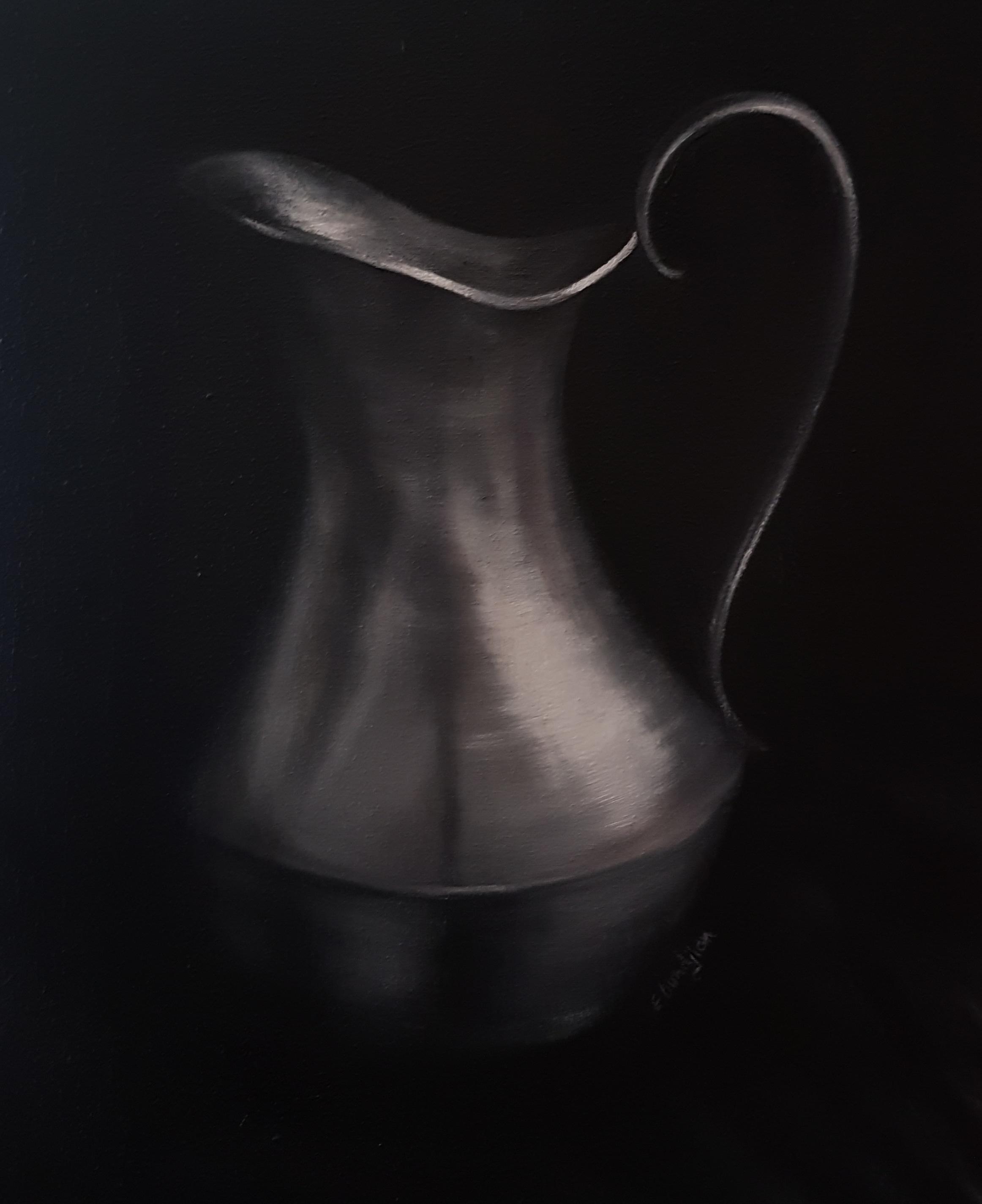 Jarra de agua antigua (2018) - Elena Oundjian