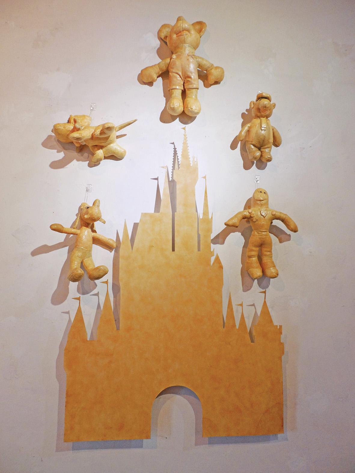 The yellow kid (2014) - Darwin Fuentes