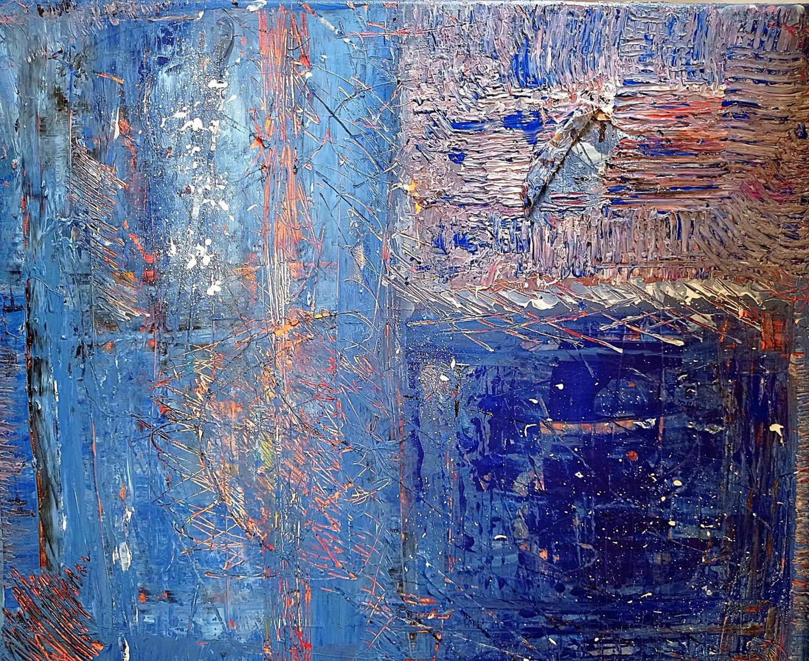 Mar desestructurado (2020) - Sebastián Bauzá Crespí - SebastianBauza-Art