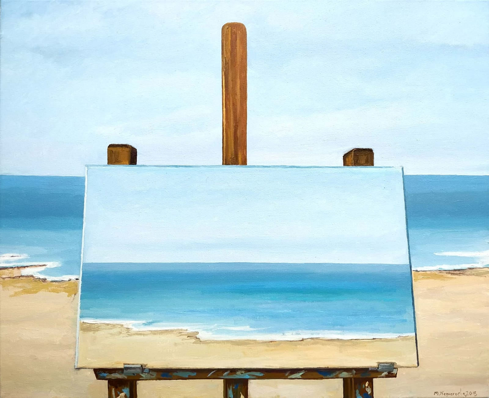 El placer de pintar II