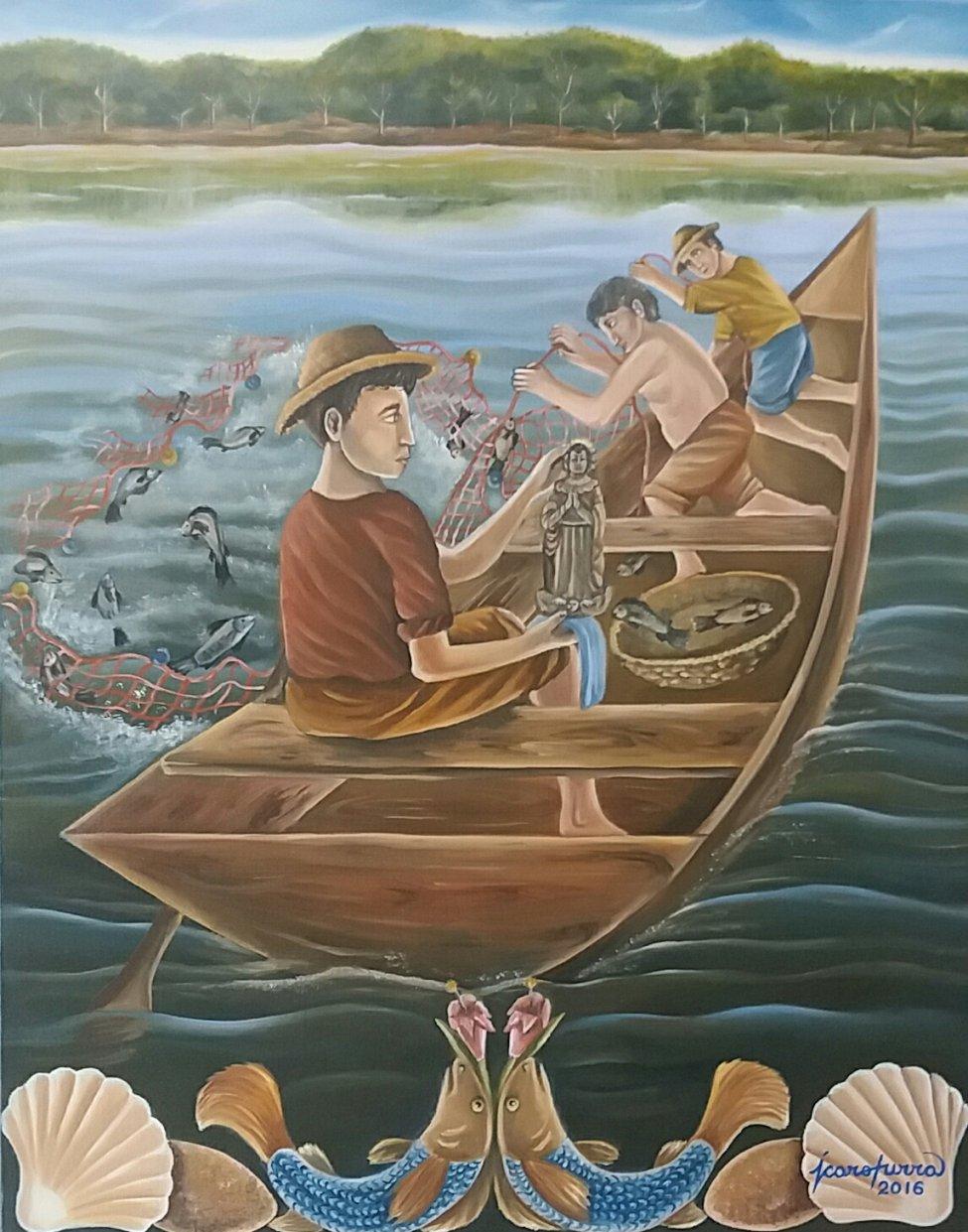 A benção da pesca