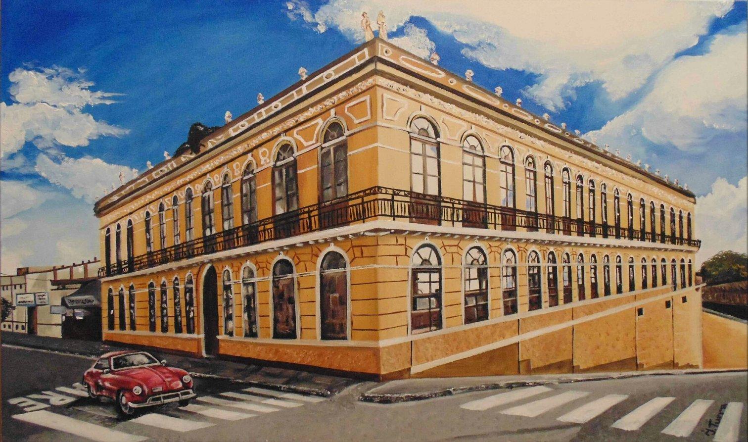 Museu Histórico de Pindamonhangaba SP