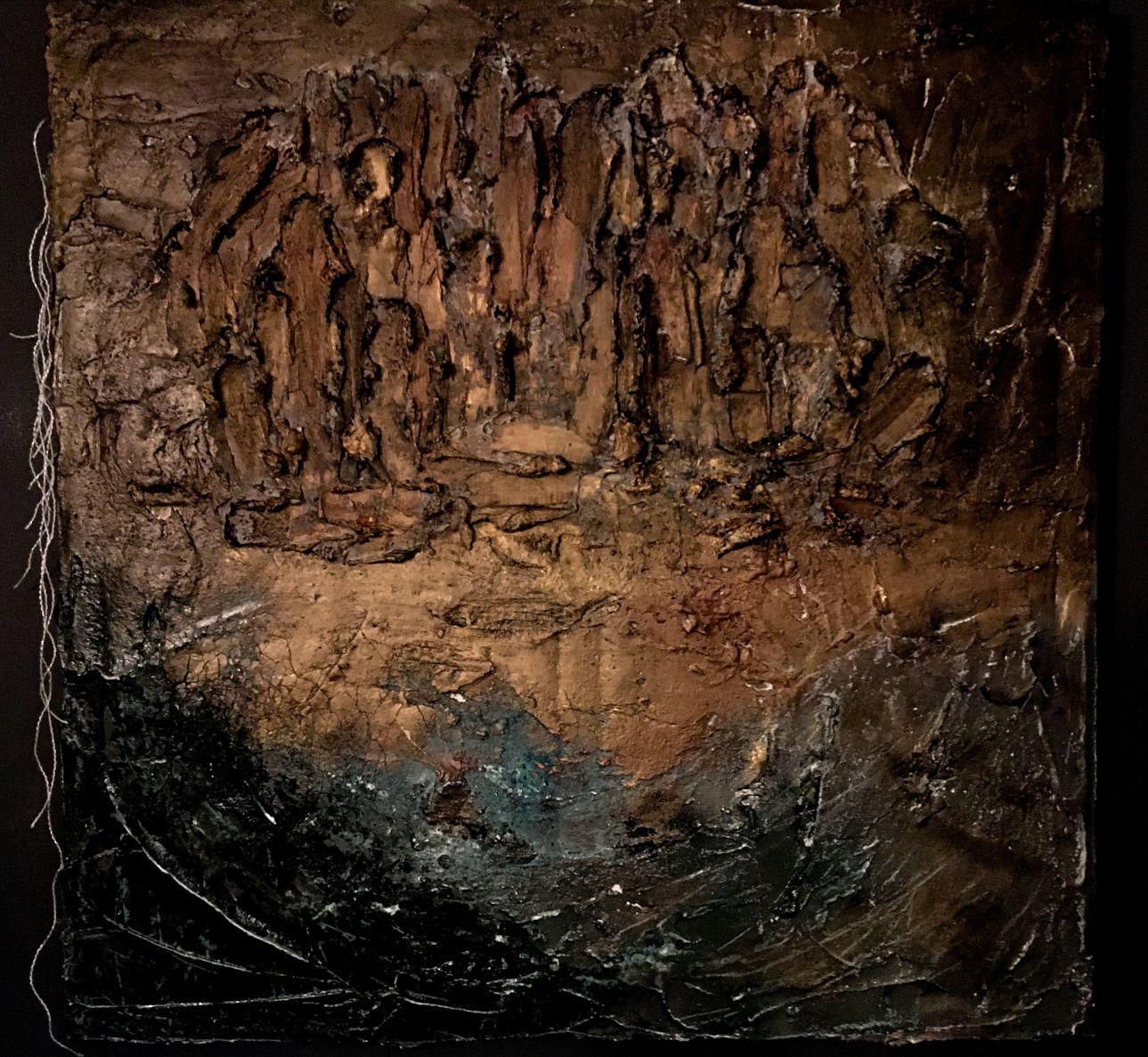In Coena (2020) - Melanie Belmonte