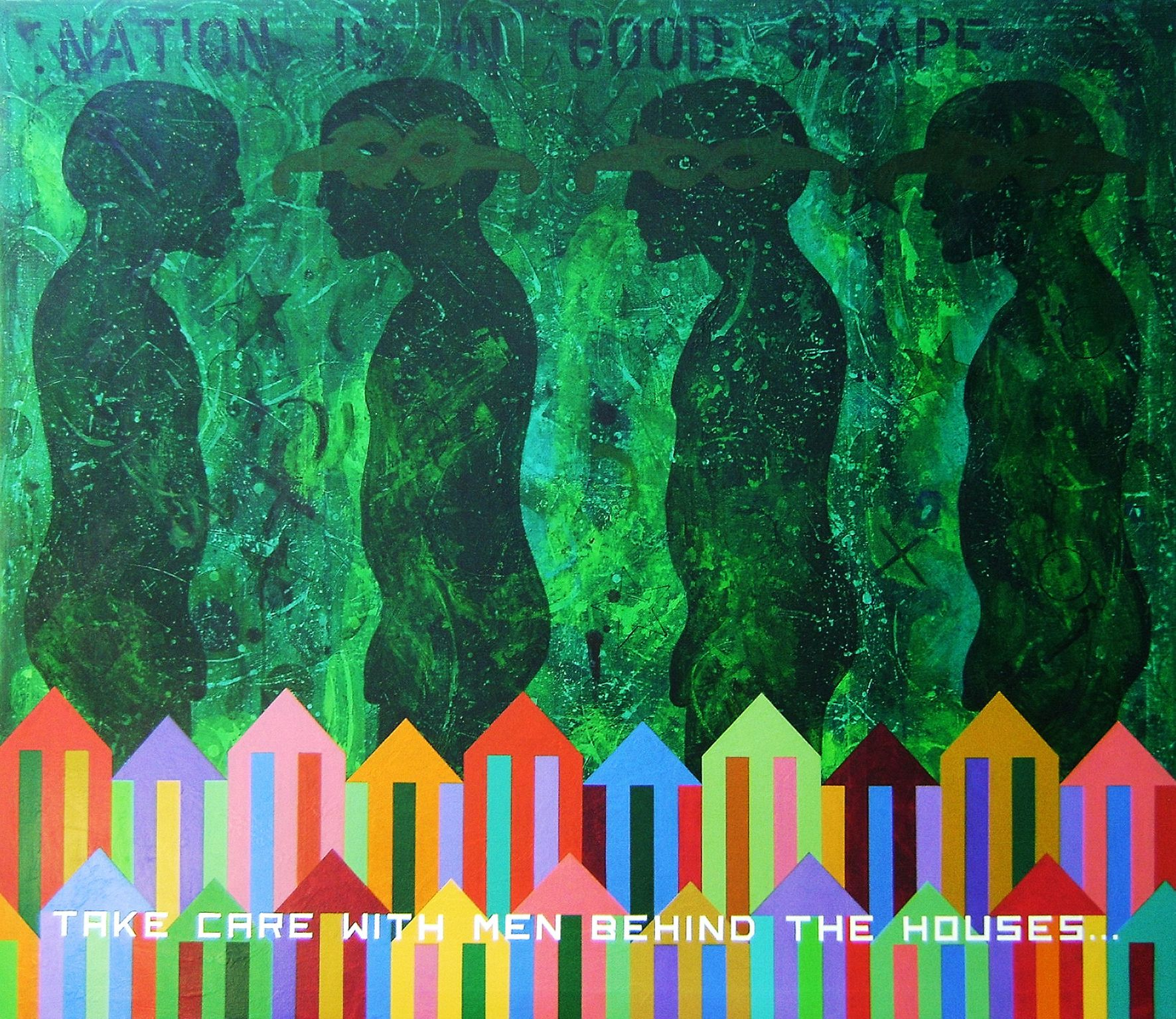 Serie: De la seducción del poder. SINERGIA 3 (2010) - Alexander Lobaina Jiménez