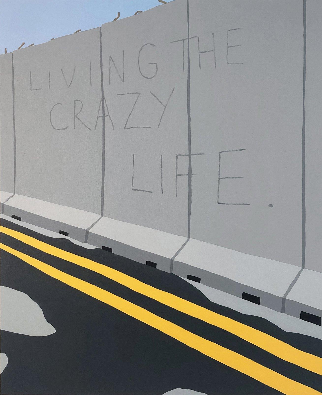 Living my crazy life (2019) - Luis Simó