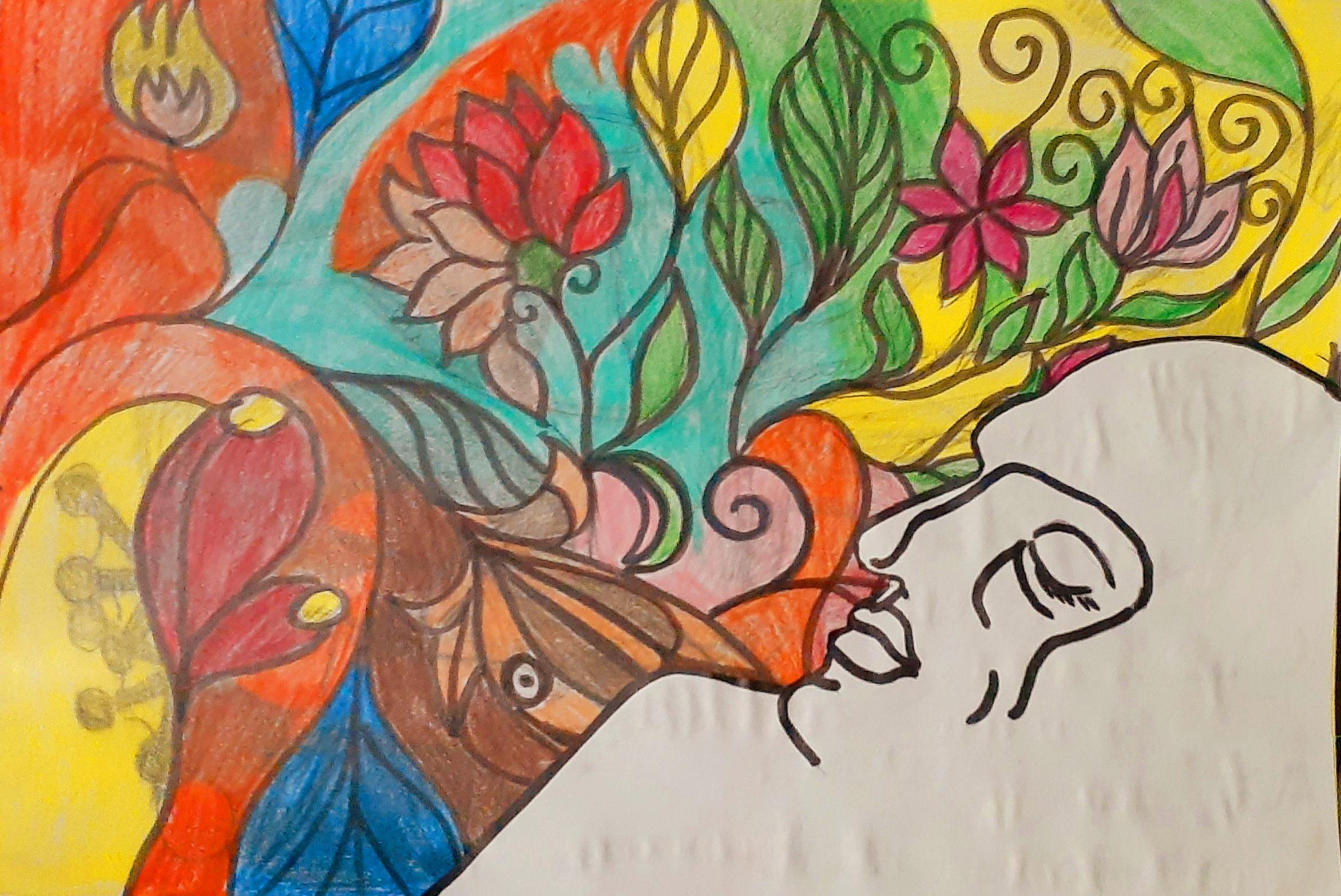 Vallejos ese cadáver floreciente (2021) - Gabriela Canteros
