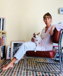 Retrato de Ana Frechilla  — Cortesía del MUSAC