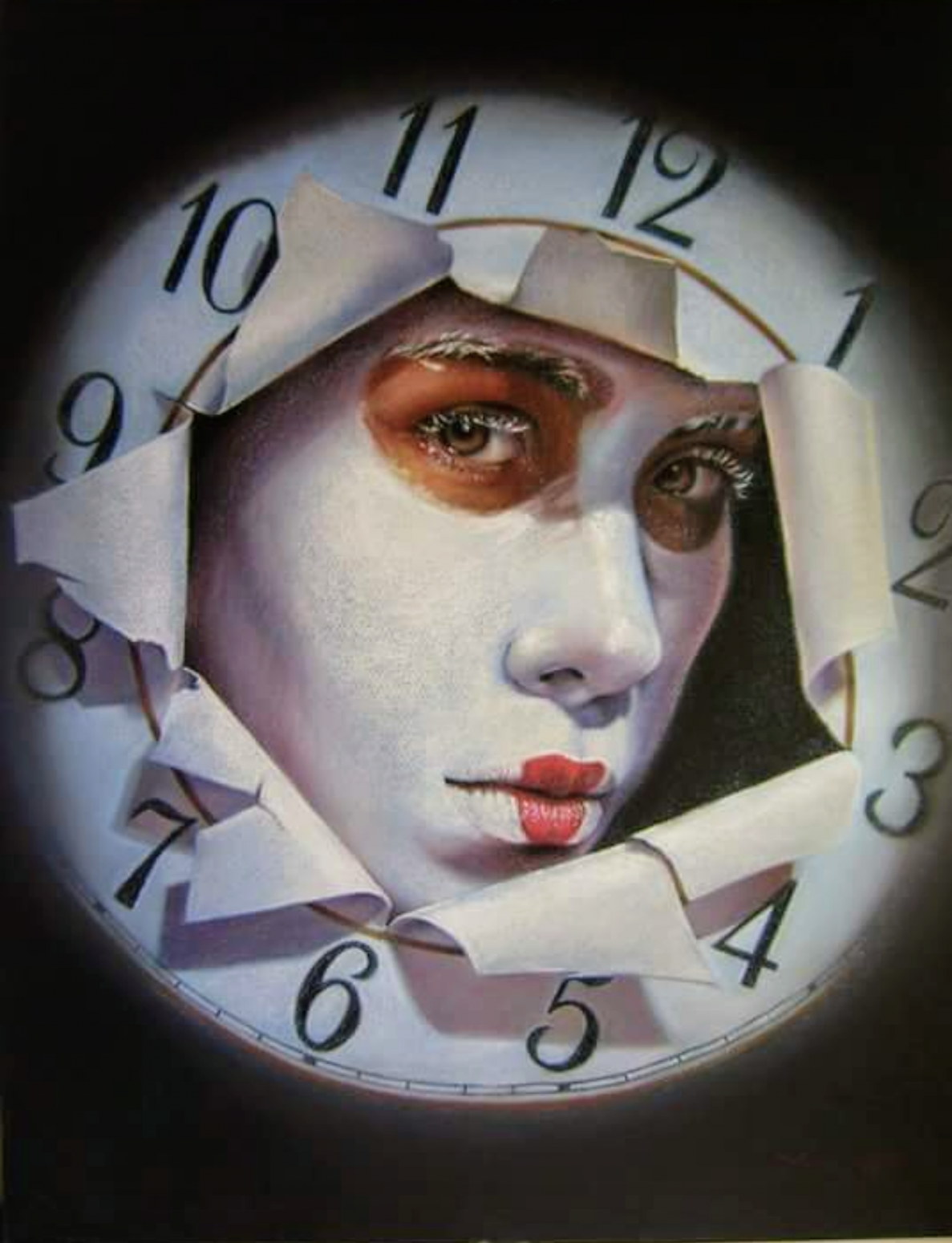 this is the time (2010) - María Xochitl Espinoza Flores