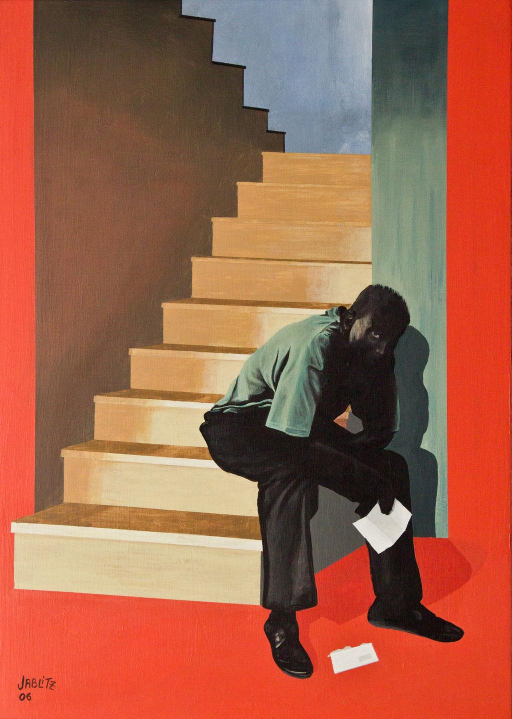 La carta (2006) - Jose Javier Sanchez Perez - jablitz