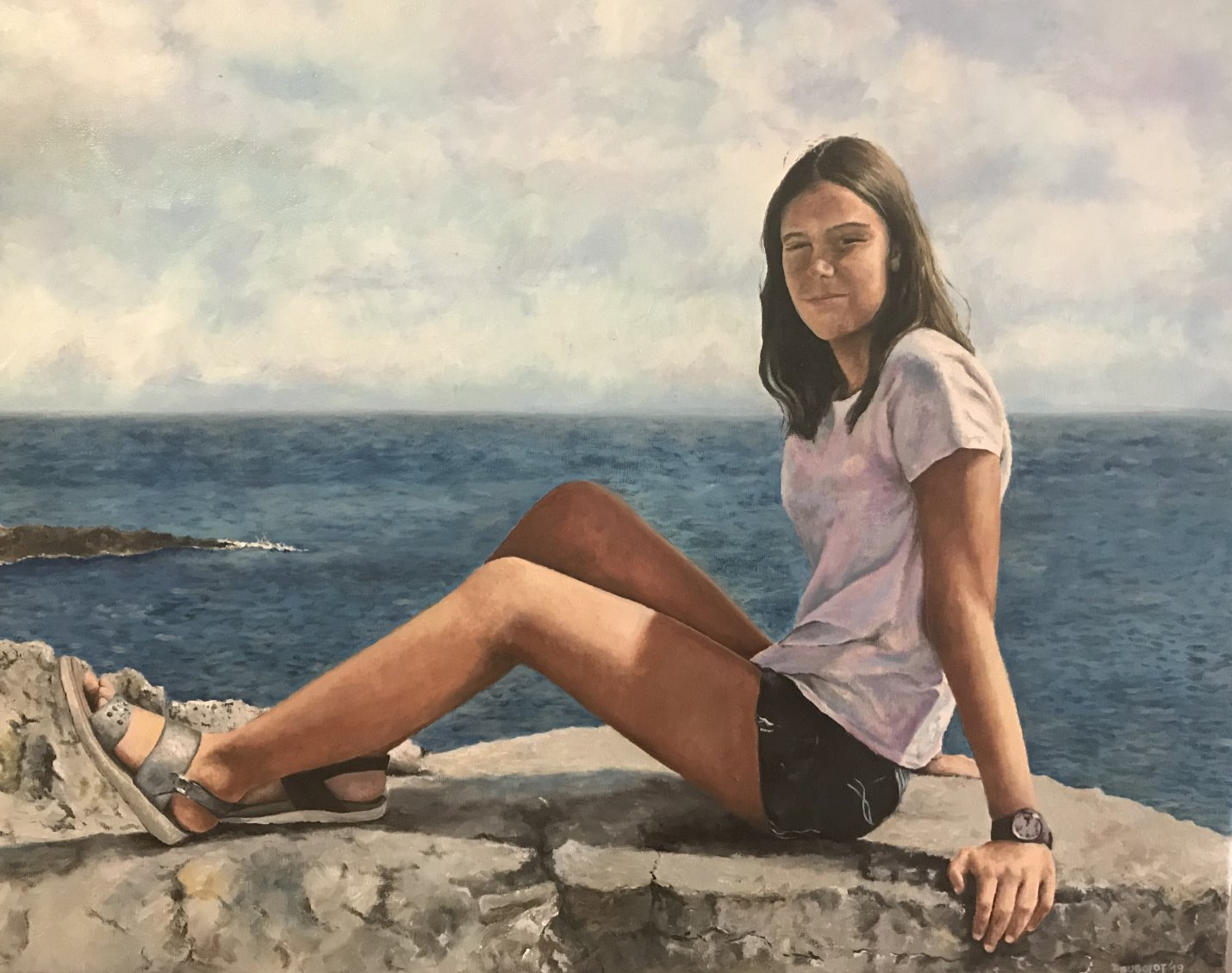 VERANO (2019) - Susana González López-Torres - SUGOLOT