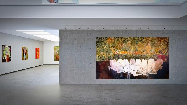 VIANA GALLERY + TORRE MAYADO // ORANTES - ARTWORK