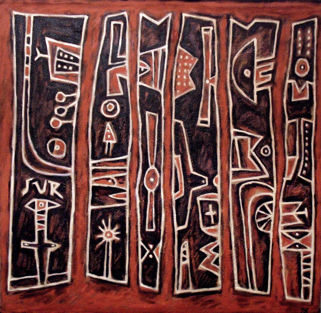 Estandartes (2008) - Jorge Della Sala