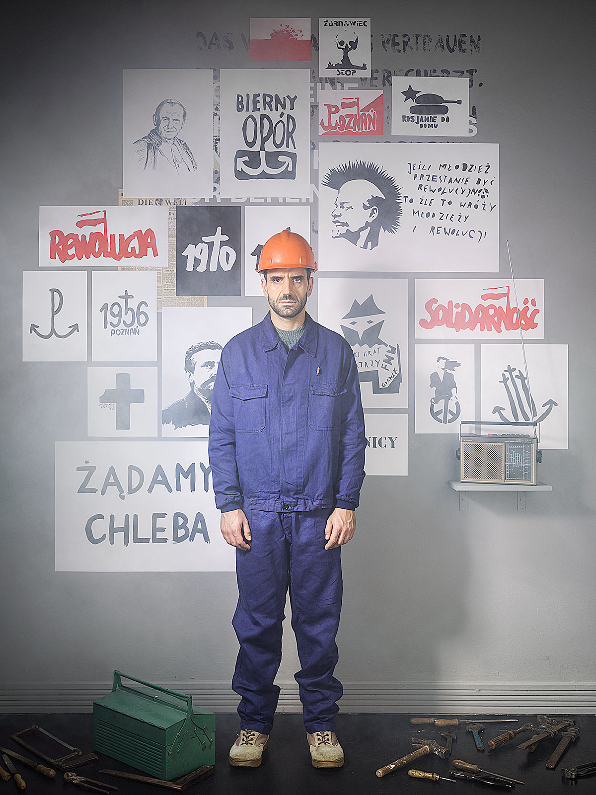 Polonia 1980-1989 (2019) - Roberto Aguirrezabala