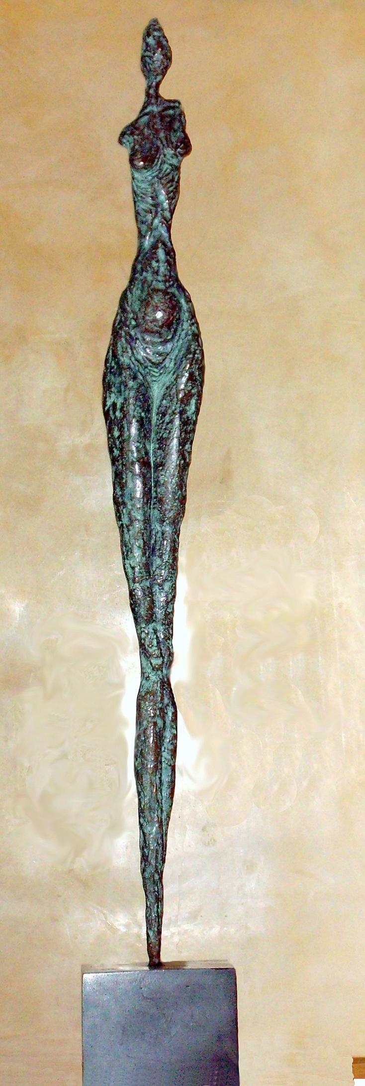 Venus de bronce