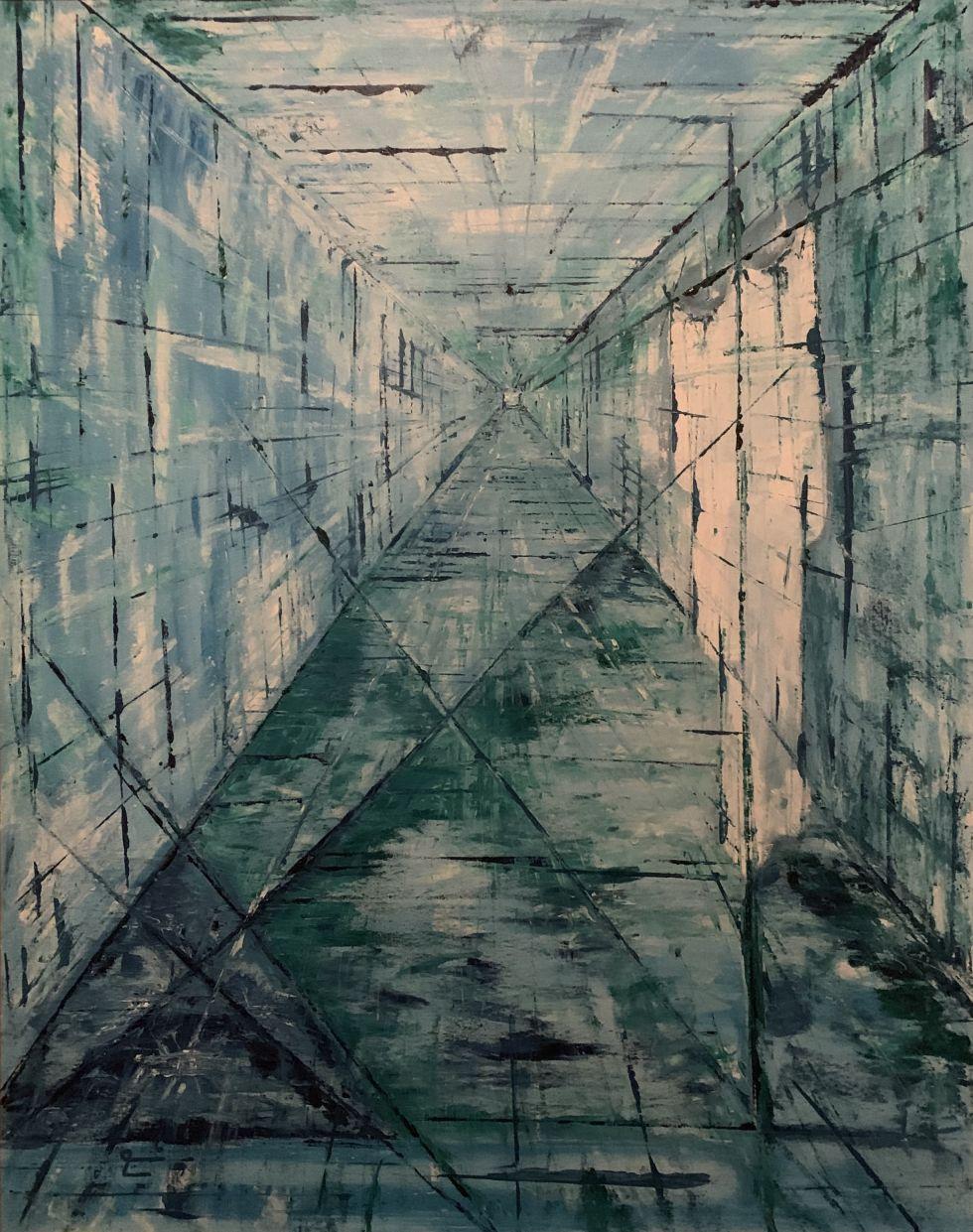 Paseo hacia dentro (2013) - Mauricio Alfaro