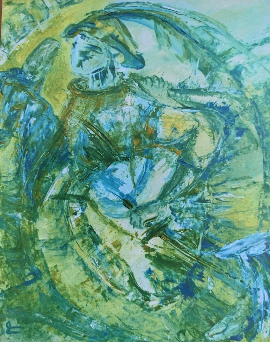 Chevalier (2002) - Mauricio Alfaro