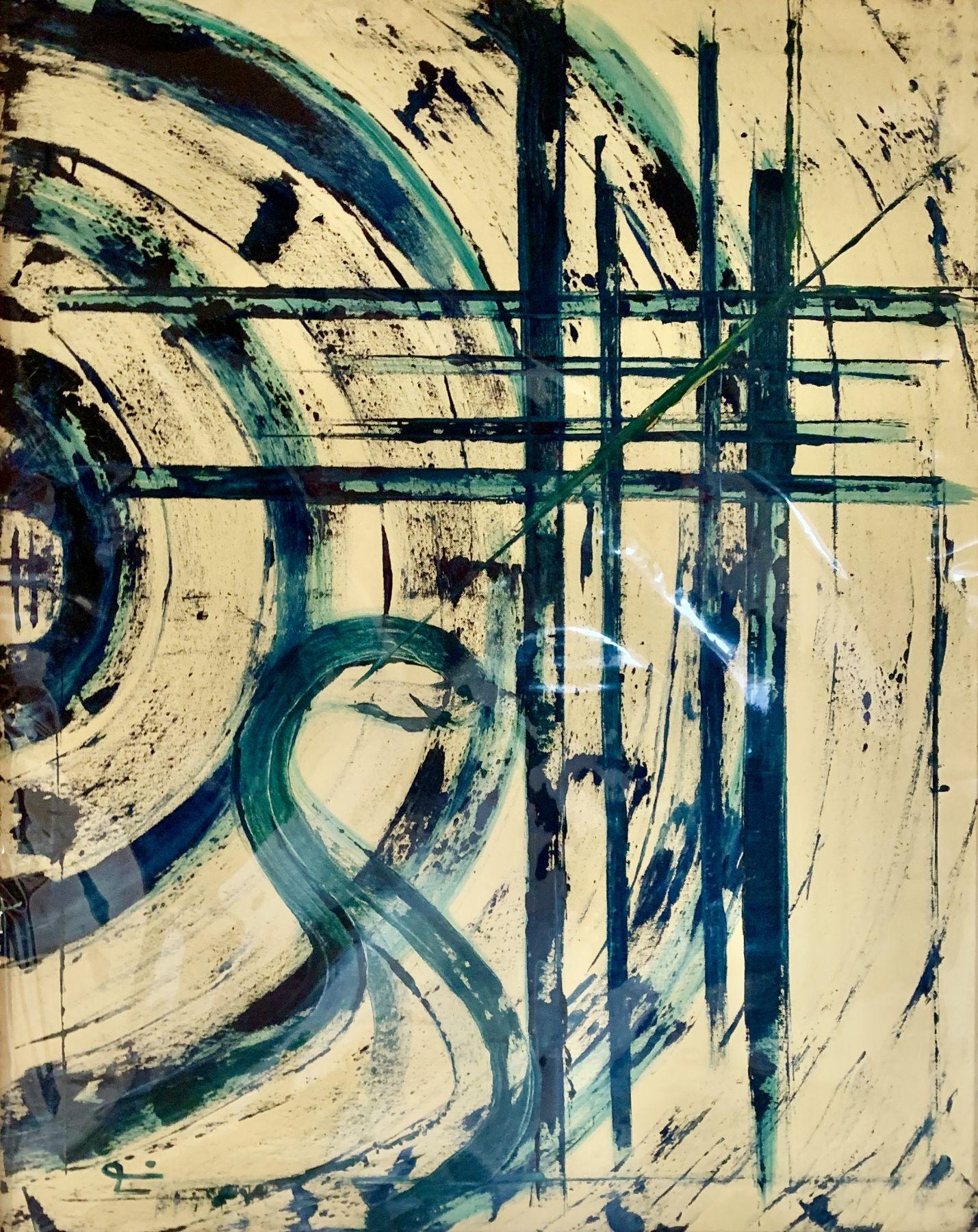 Pentagrama (2000) - Mauricio Alfaro
