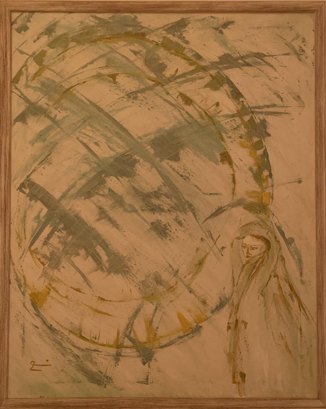 La dama y el orbe (2006) - Mauricio Alfaro