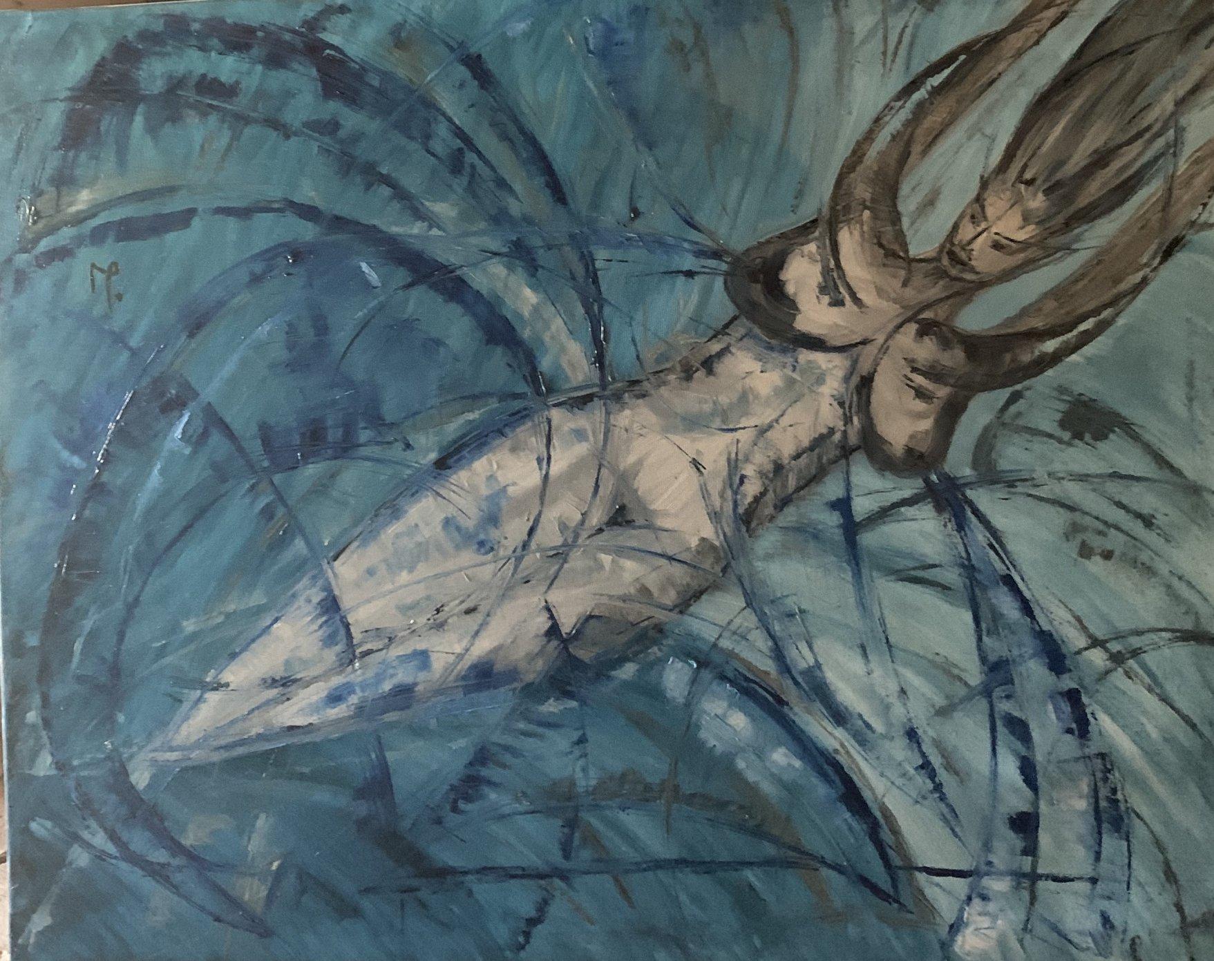 La maja azul (2007) - Mauricio Alfaro