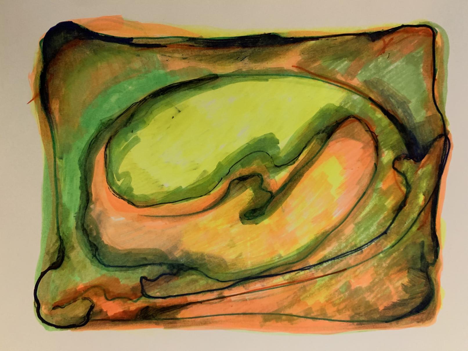 Libro de artista (bocetos y apuntes) (2012) - Mauricio Alfaro