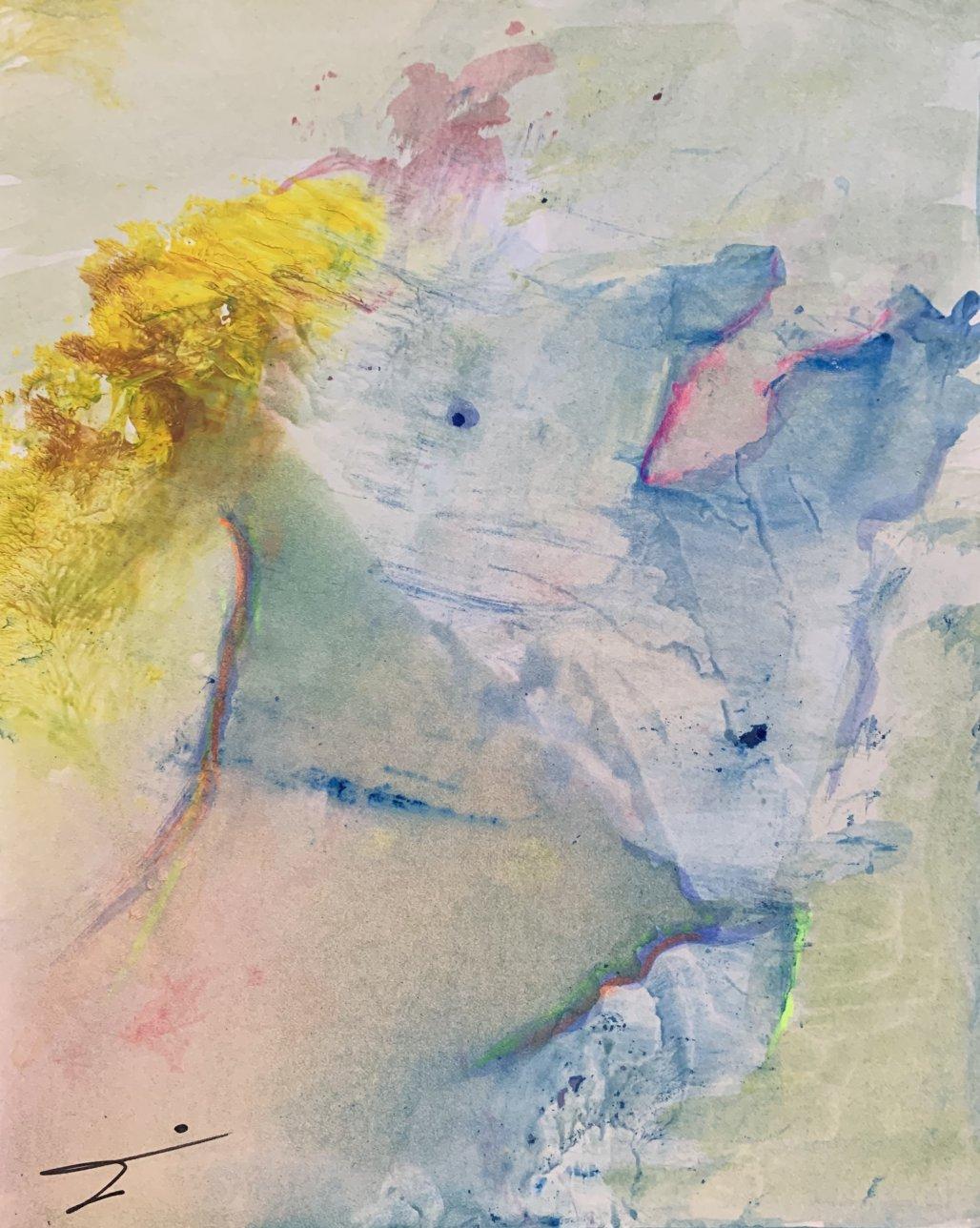Cuerpo celeste I (2019) - Mauricio Alfaro