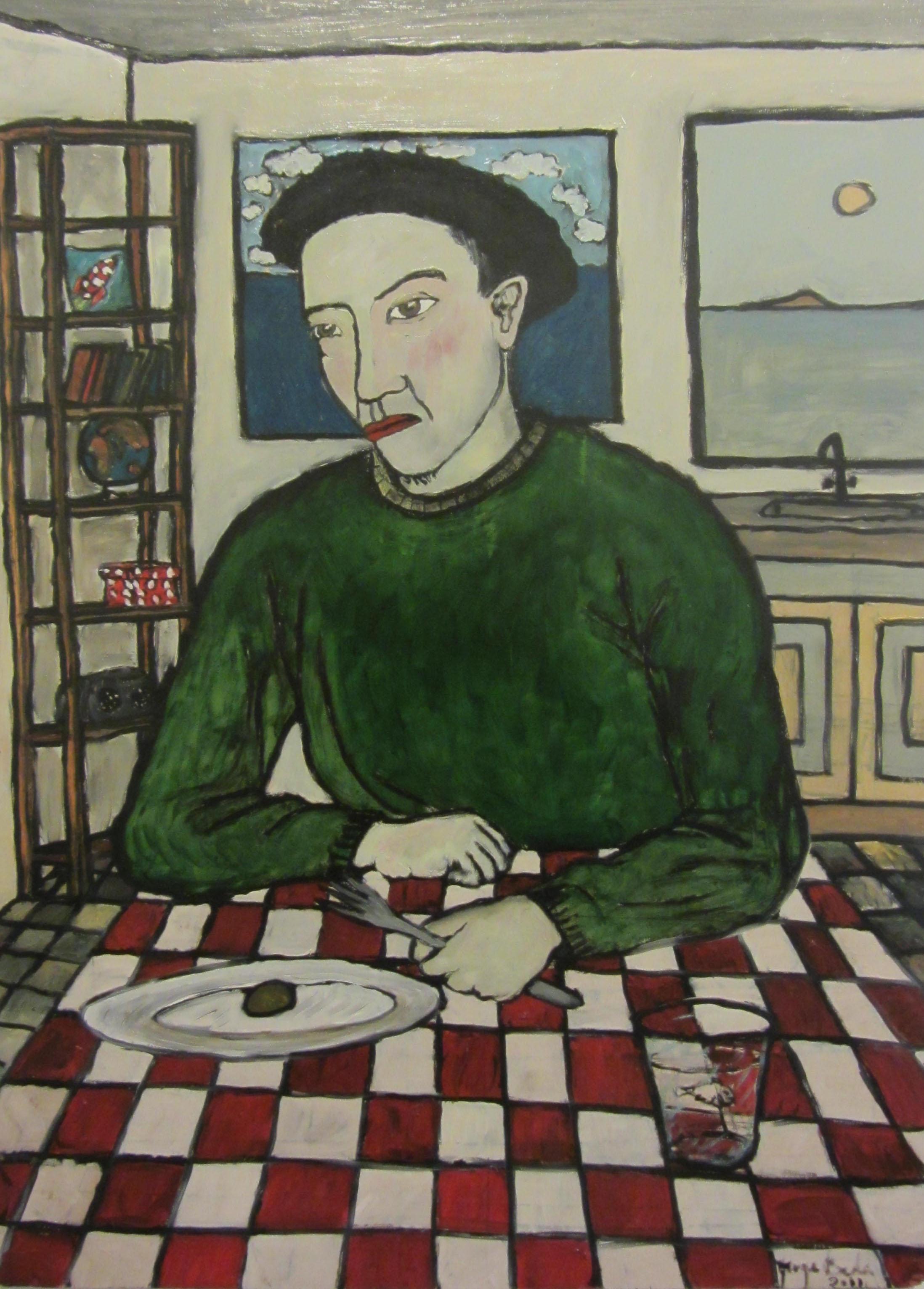 El almuerzo (2014) - Jorge Beda
