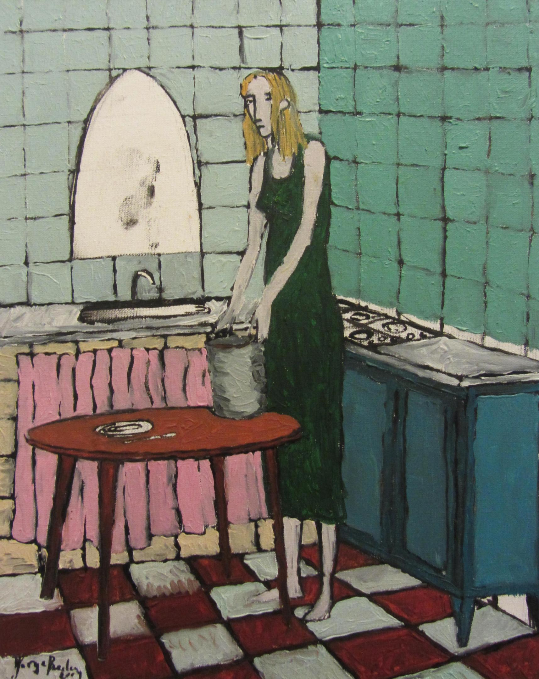 Mujer en la cocina (2008) - Jorge Beda