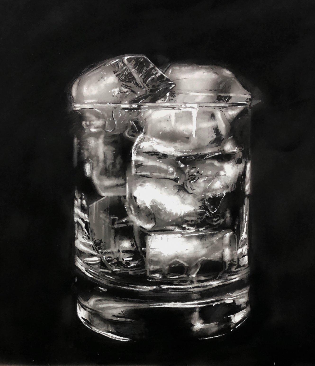 hielo con hielo (2020) - Francisco Jesús del Hoyo Santamaría - fran del Hoyo