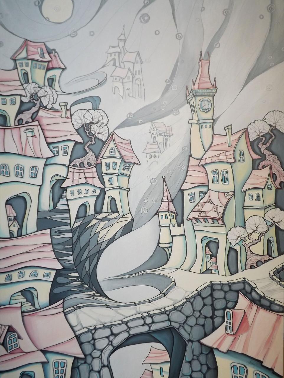 Ciudad de fantasía (2013) - Olga Ossintseva
