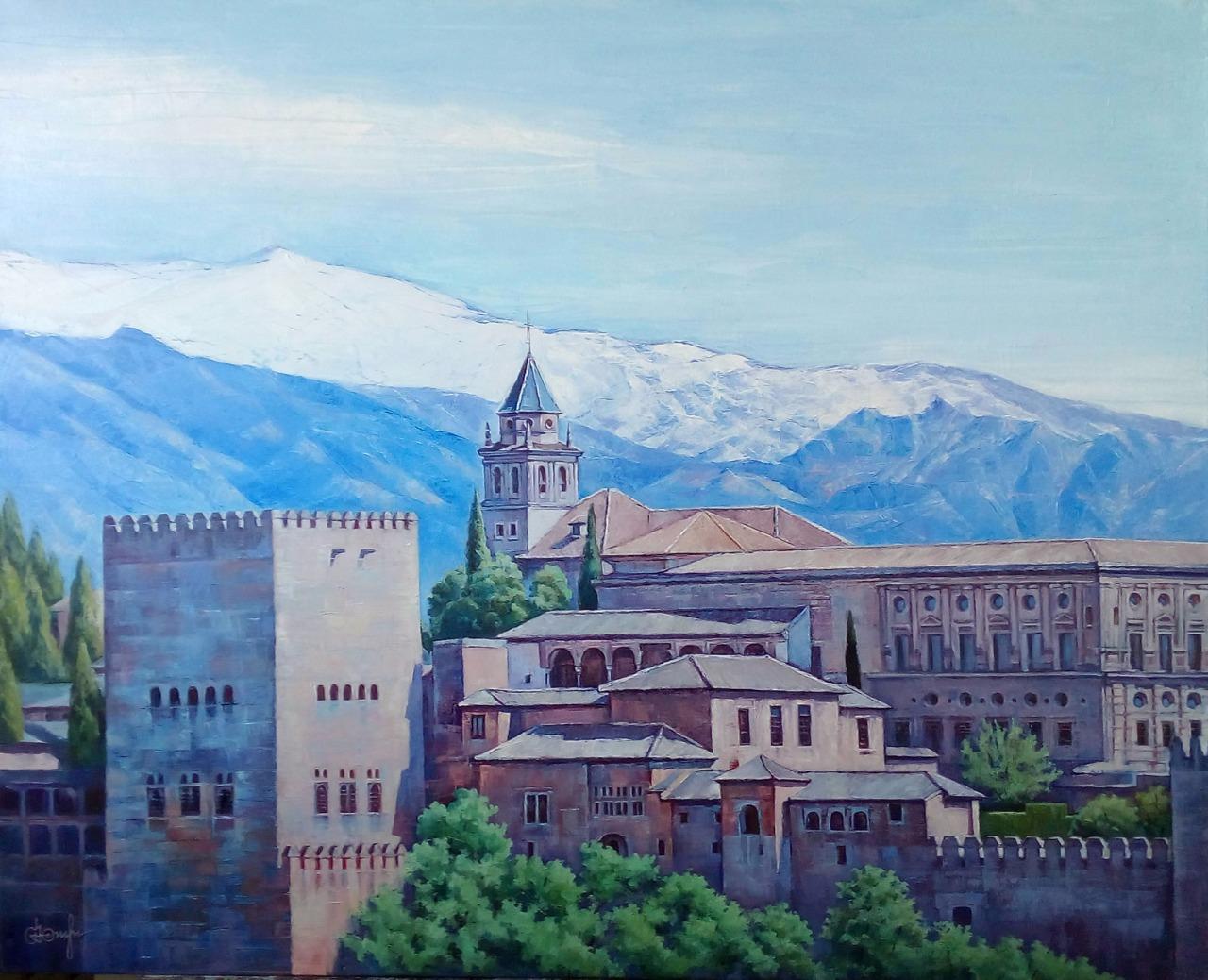 Alhambra (2018) - Olga Ossintseva
