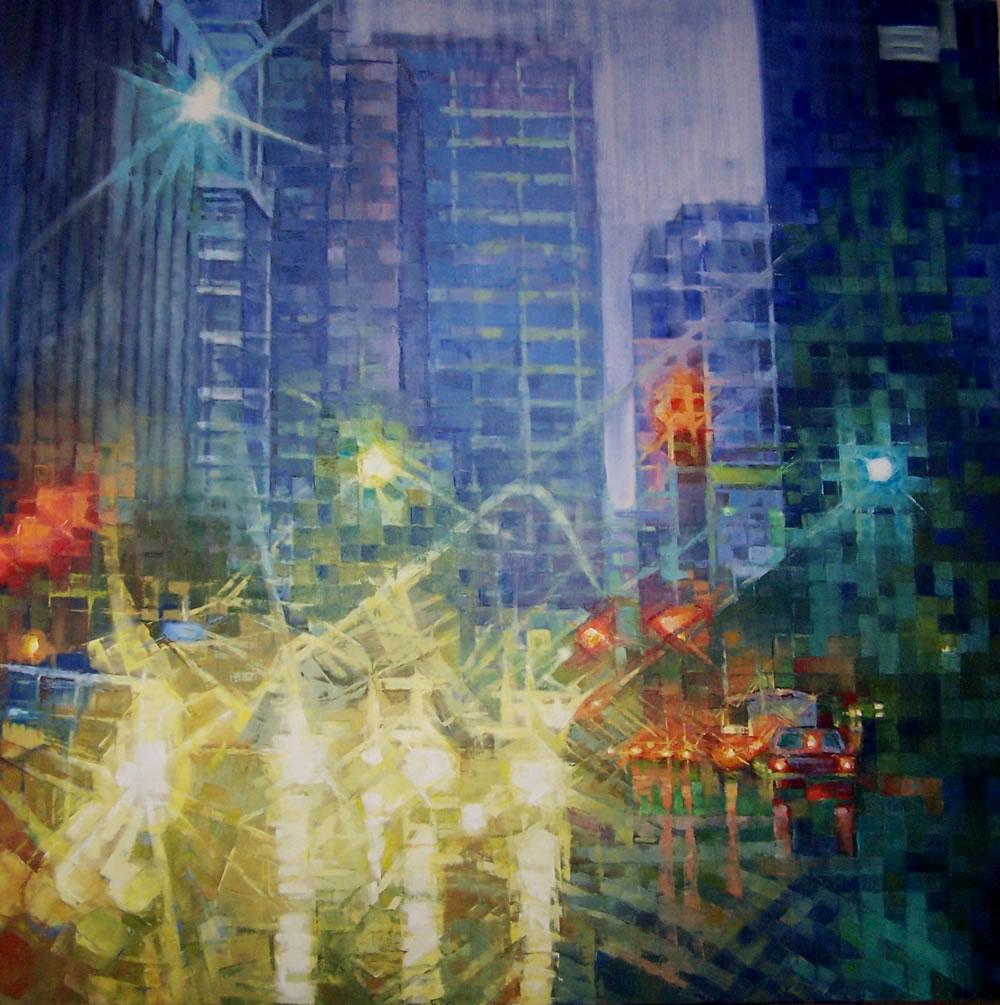 Ciudad de noche (2016) - Olga Ossintseva