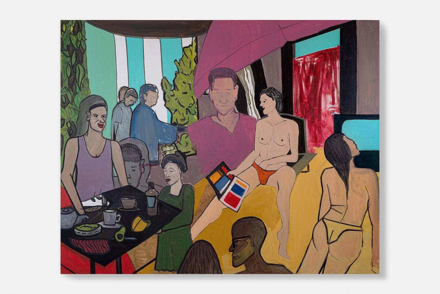 Buffer de verano (2019) - Pablo Linsambarth Cartagena - Pablo Linsambarth