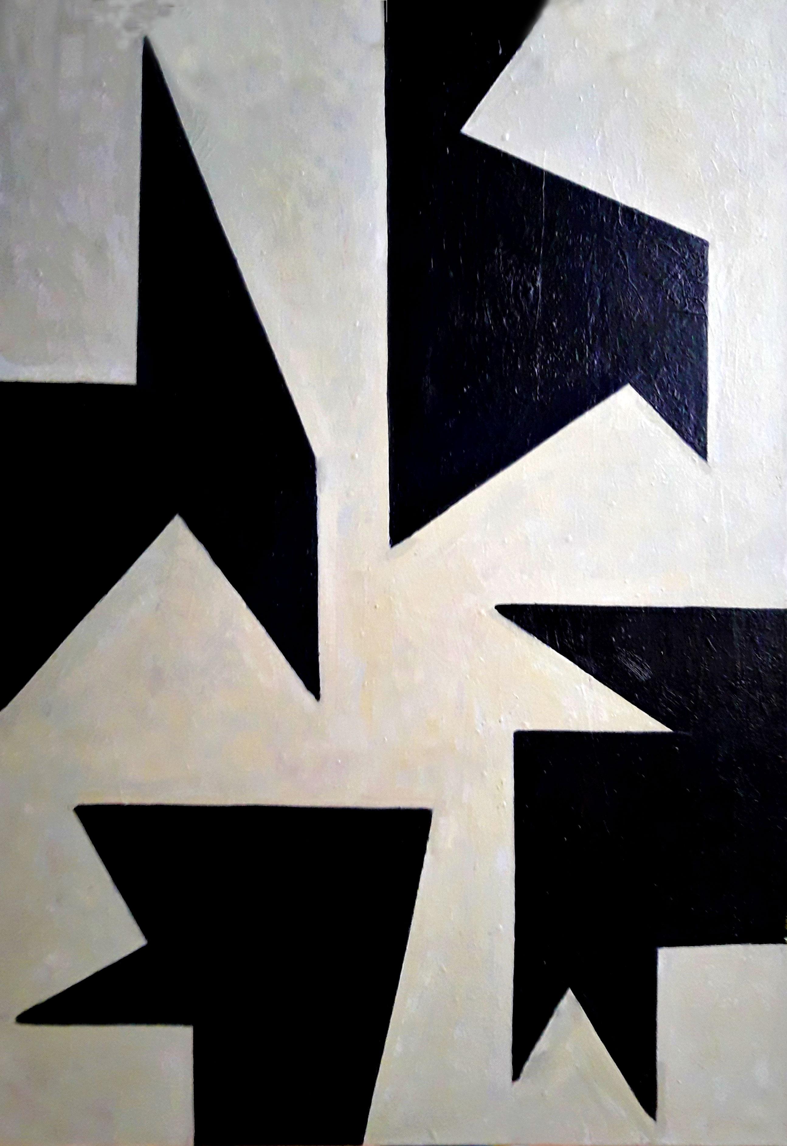 SIN CURVAS (2019) - Daniel Jorge Castro Cuccuini