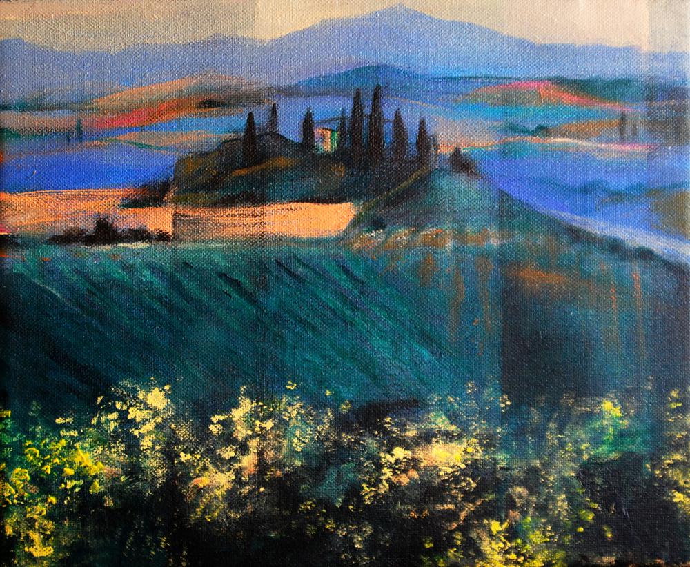 La Toscana (2013) - Mónica Ozámiz Fortis