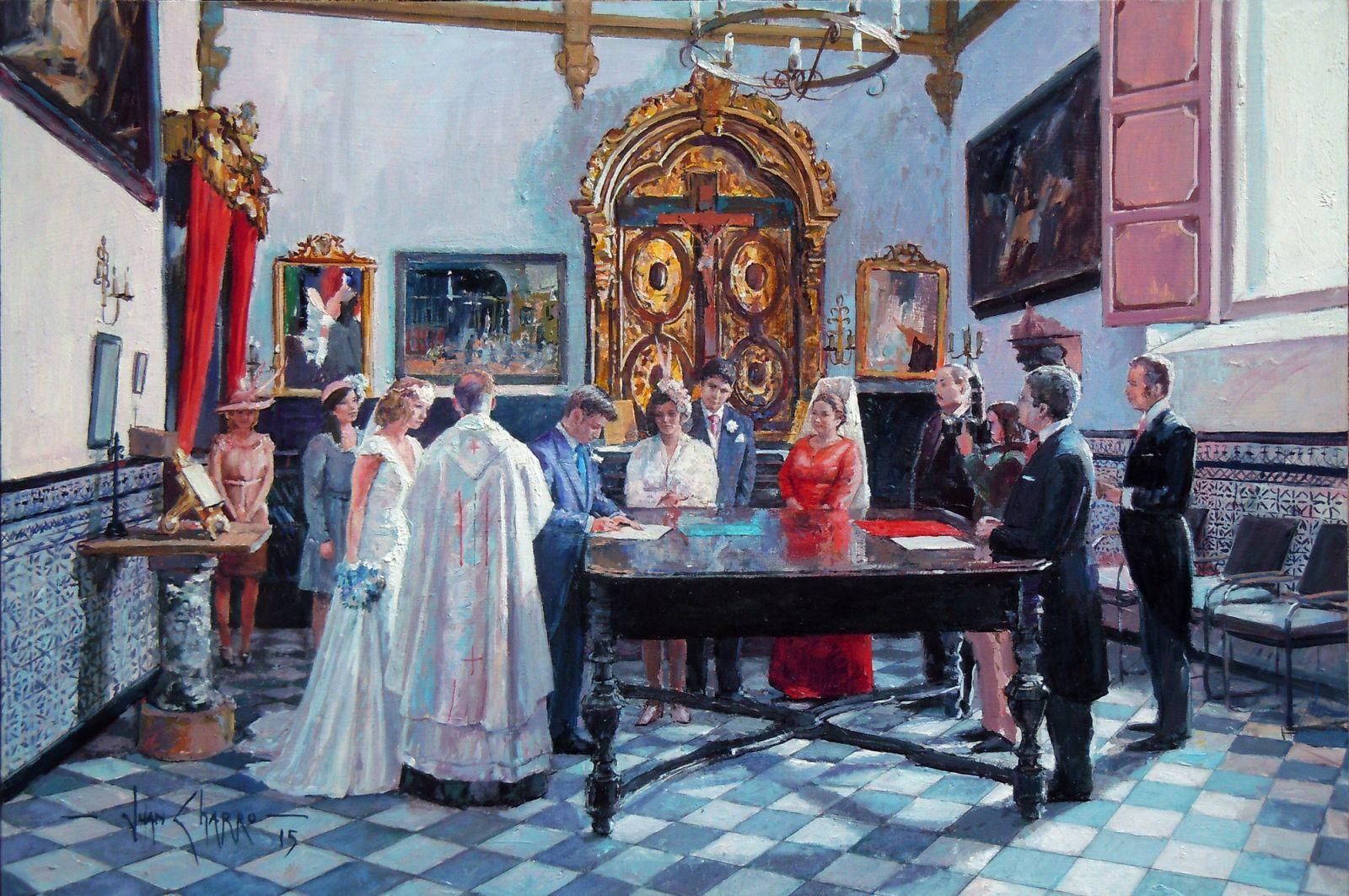 La Vicaría (2015) - Juan Charro