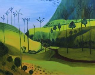 Valle del cocora  1