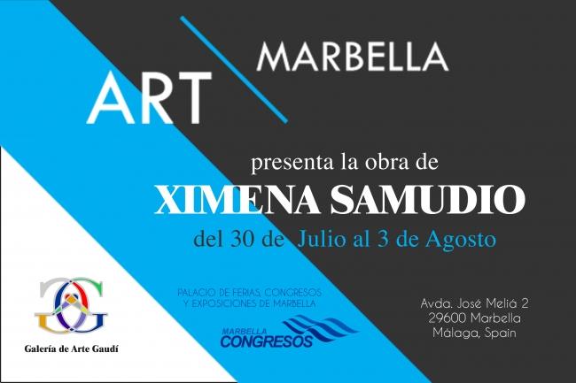 Marbella Art Fair 2019. España. Galería de Arte Gaudí.