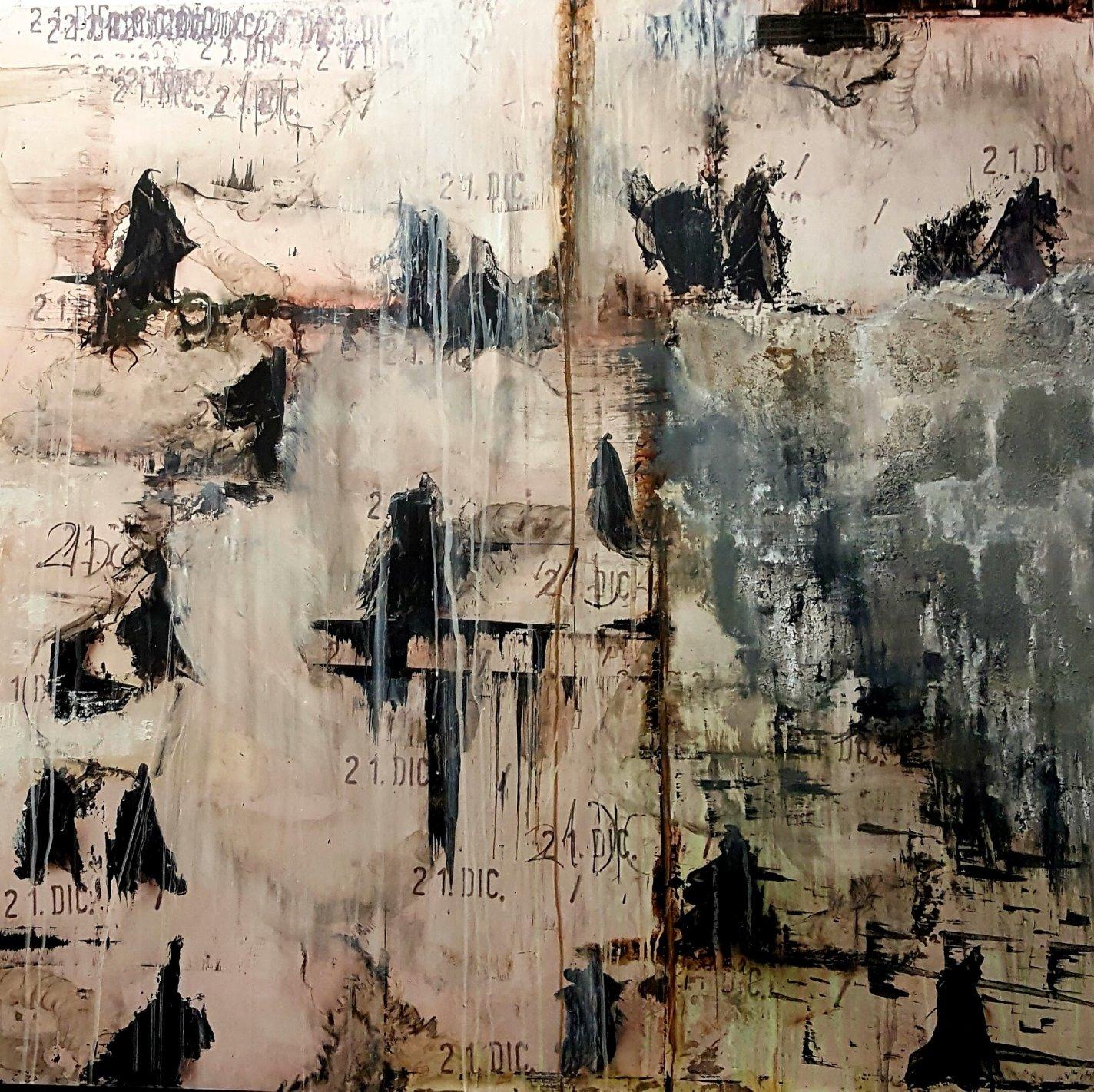 Murs d'equilibrisme. (2017) - Isabel Mur - Bel Mur