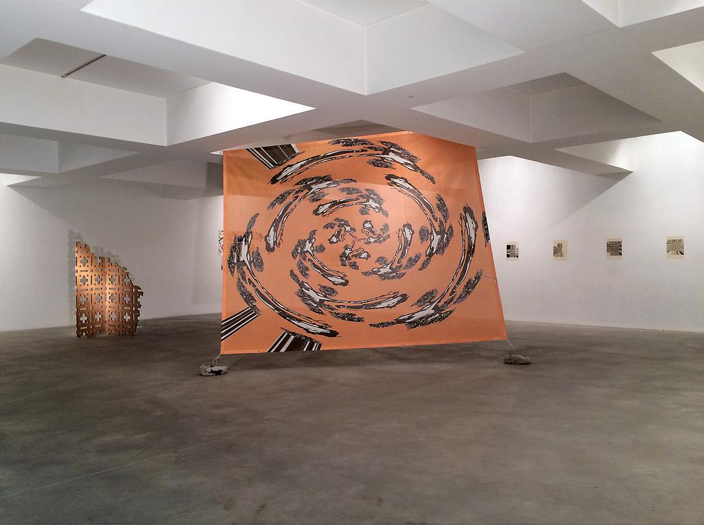 O Eixo da Bussula (2018) - Luís Nobre