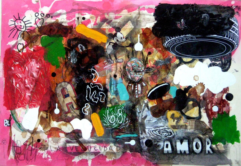 La velocidad del amor (2010) - Coco González-Lohse