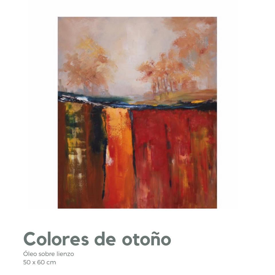 COLORES DE OTOÑO (2019) - Eduardo Fresco Leon