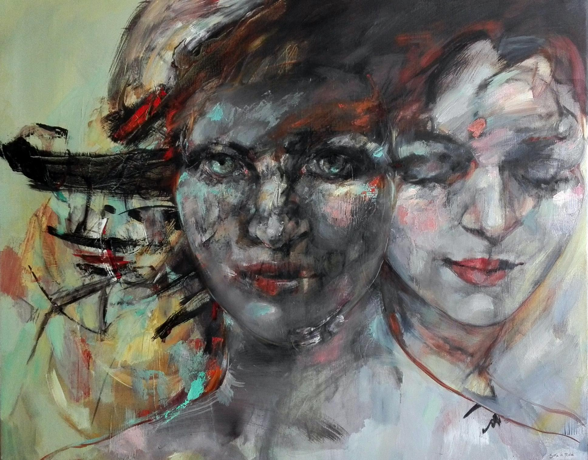 Maga y sombra (2018) - Sofia G. Ruiz