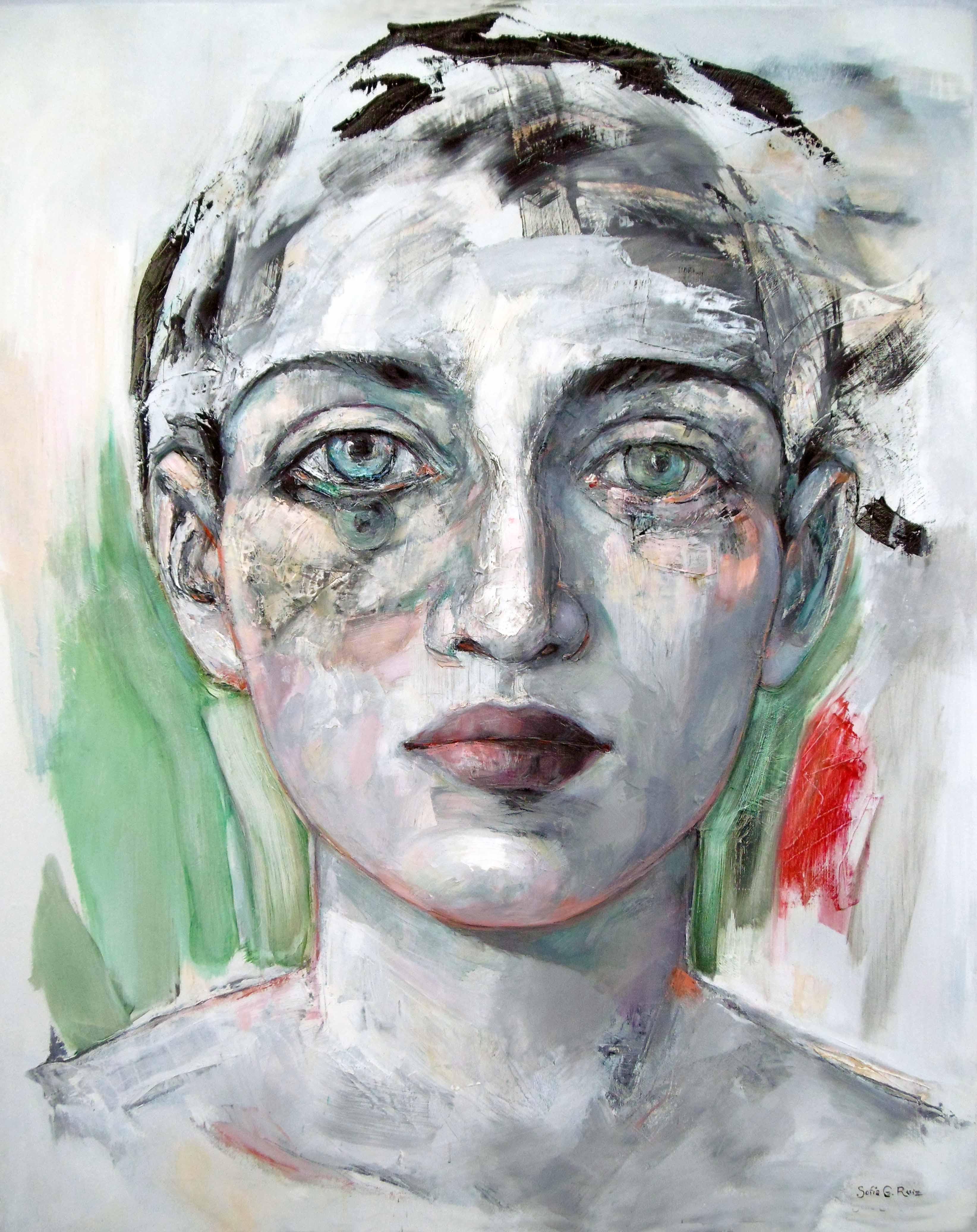 Retrato involuntario de Camille Claudel (2019) - Sofia G. Ruiz