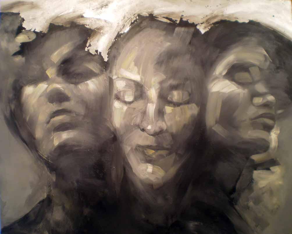 Las tres Parcas (2014) - Sofia G. Ruiz