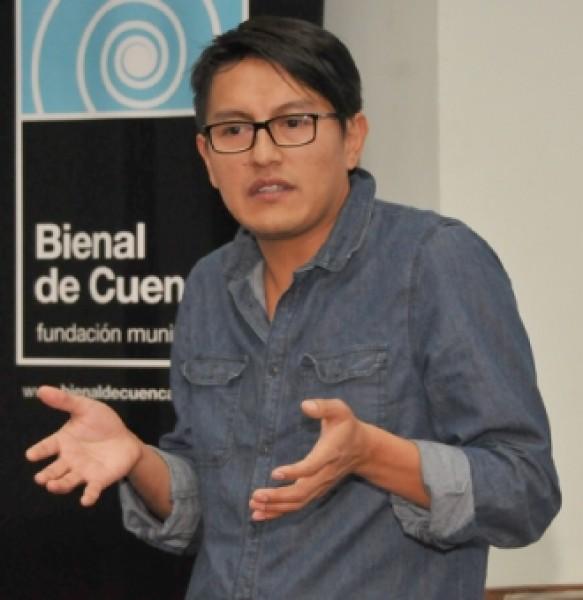 Cortesía de la Bienal de Cuenca