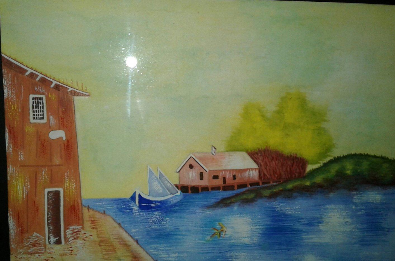 Pintura (2017) - Christian Mery Netto Da Costa