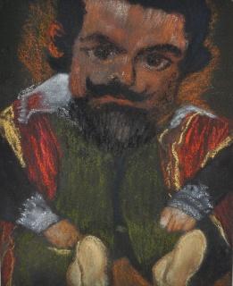 Don Sebastipan de Morra after Velázquez