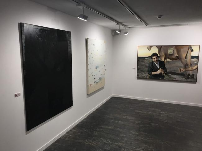 Exposición de Jóvenes Pintores de La Gaceta, Salamanca