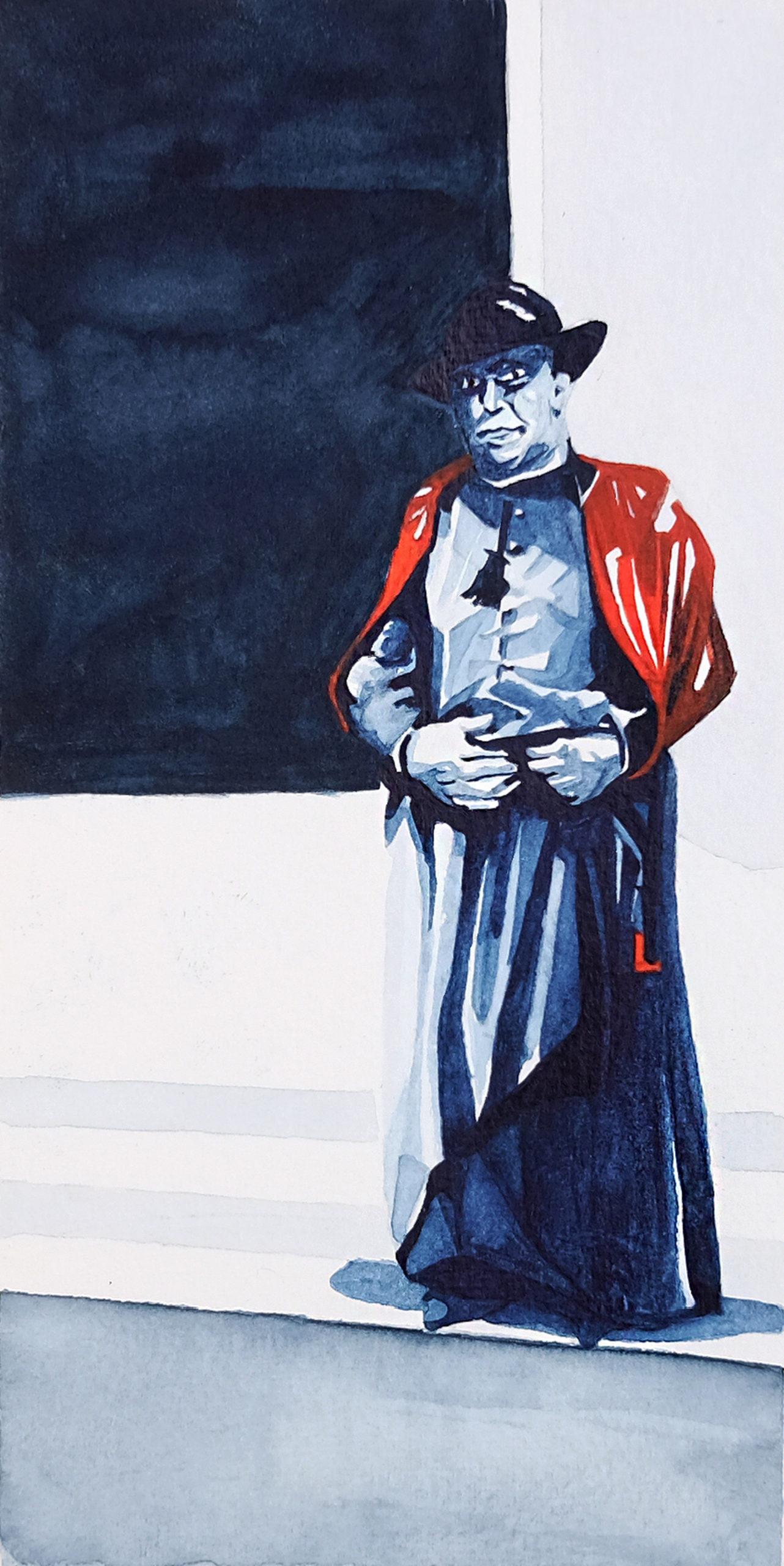 Cardenal (2019) - David Carnicer Piña